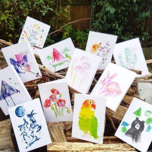 make merriness greeting cards gippsland